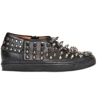 Jeffrey Campbell Jeffrey Campbell Piranha,Black Washed Silver,6.5 M US