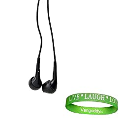 VG in-ear Headphones (Black)