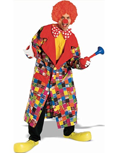 Adult Classic Clown Costume