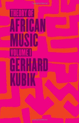 Theory of African Music, Volume I (Chicago Studies in Ethnomusicology) PDF