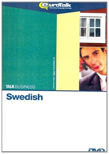 Talk Business - Swedish [DVD]