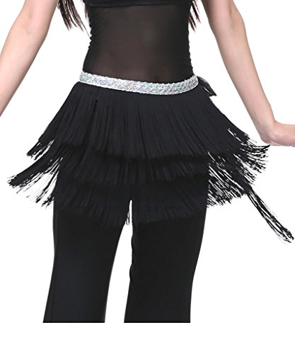 Ru Sweet Dance team costume Triangle Belly Dance Indian hip scarf Best gift