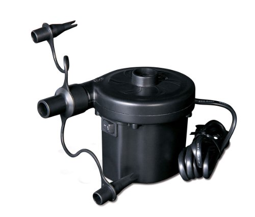 Bestway Sidewinder Air Pump - Black, 12.5cm