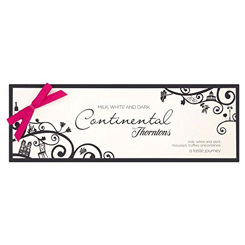 Thorntons Continental Box 284g (Thornton Chocolate compare prices)