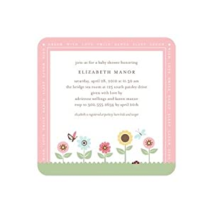 baby shower invitations sunflower fun baby shower