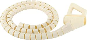 Monster CIT MWH-16 Medium Diameter White Cable-It Wire Management System (16 feet)