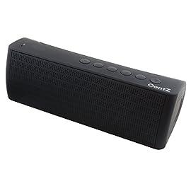 Cambridge SoundWorks OontZ XL Powerful Portable Wireless Bluetooth Speaker - Matte Black with Black Grille