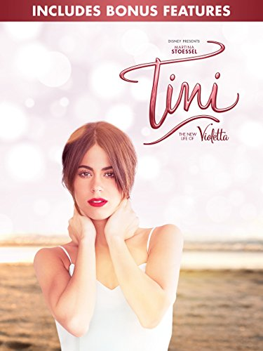 Tini: The New Life of Violetta (Dubbed Version Plus Bonus Features)