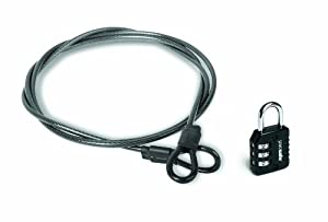 Pacsafe CableSafe Secure Cable Lock (Old Version)