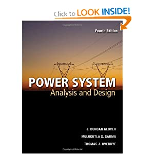 Power Systems Analysis and Design e-book