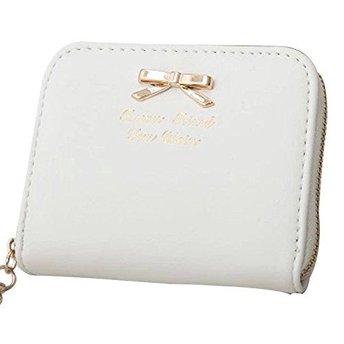Popular 10 White Leather Purses