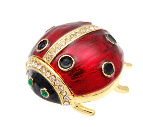 Ladybug Cremation Keepsake- small