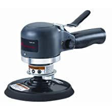 Ingersoll Rand 311A Heavy-Duty Air Dual Action Quiet Sander -6-Inch Pad