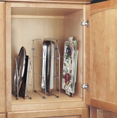 Rev-A-Shelf RS597.18CR.10 Tray Dividers-Chrome