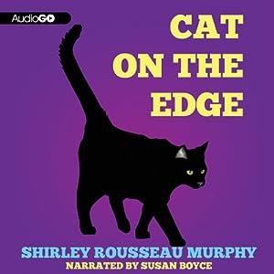 Cat on the Edge Audiobook