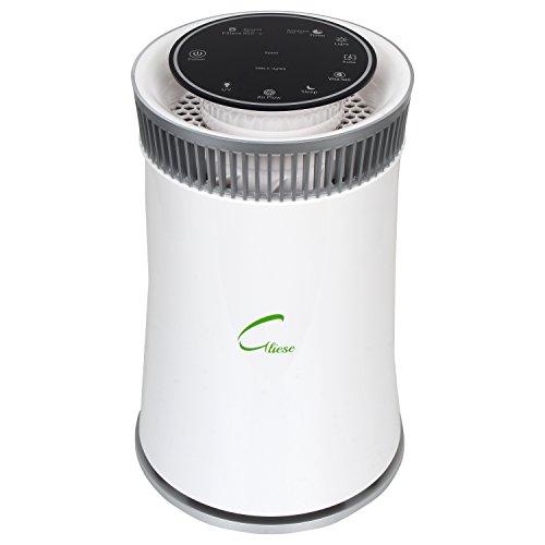 Gliese Magic 24-Watt HEPA Room Air Purifier (White)