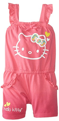 Hello-Kitty-Girls-Baby-Romper