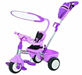 Little Tikes 3-in-1 Trike with Deluxe Accessories (Pink)