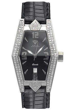 Aqua Master Ladies' Aqua-Diamond Watch, 1.50 ctw