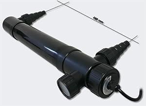 Wiltec High Performance Pond Clarifier UV light 36 W CUV-236