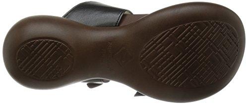 Regetta canoe Women's Egg Heel Sandal CJEG5215 (M, Black)