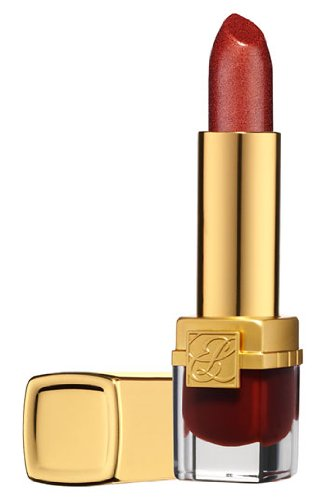 Estee Lauder New Pure Color Crystal Lipstick - # 54 Passion Fruit (Shimmer) - 3.8g/0.13oz