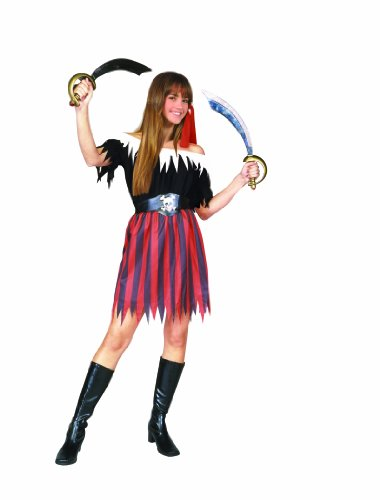 Pirate Girl Teen Costume