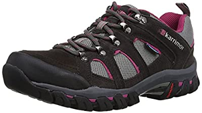 Karrimor Bodmin Low IV Weathertite, Women Low Rise Hiking Shoes
