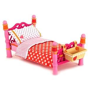 MGA Lalaloopsy Sew Cute Bed