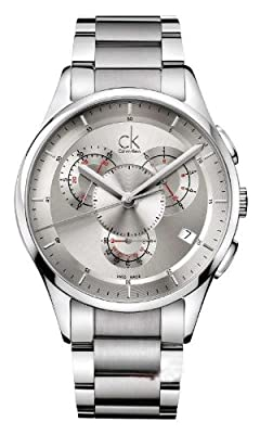 Calvin Klein Basic Men's Quartz Watch K2A27193