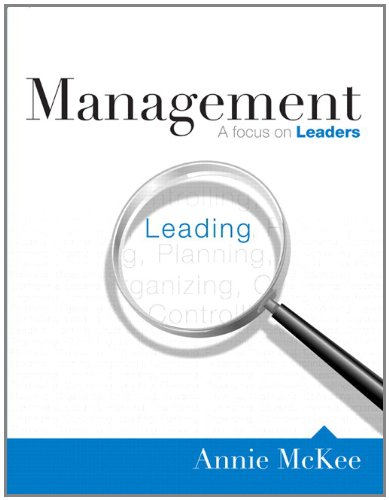 MyManagementLab with Pearson eText -- Access Card -- for Management: A Focus on Leaders