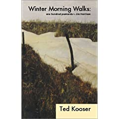 Winter Morning Walks : 100 Postcards to Jim Harrison (Poetry Series)