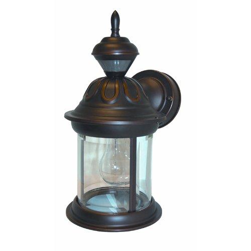 Heath Zenith Bridgeport Motion Security Light - Bronze