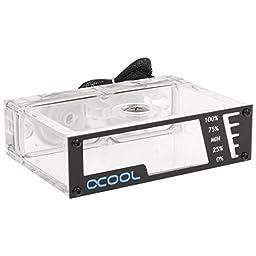 Alphacool Repack Dual DC-LT Reservoir with Dual DC-LT Pump, Single 5.25\