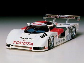 tamiya - maquette - voiture - toyota tom's84c