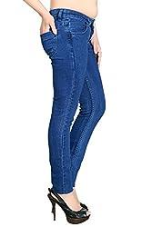 Blinkin Slim fit Jeans For Women's