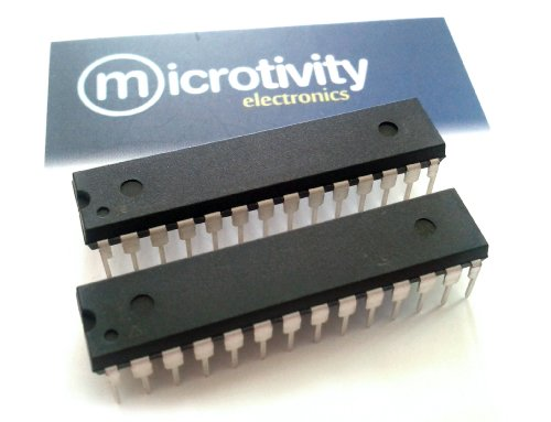 microtivity-pack-of-2-atmega328-8-bit-avr-microcontrollers-w-32kbytes-isp-flash