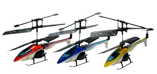 Team R/C 3CH Hawk Talon Infrared Micro Helicopter