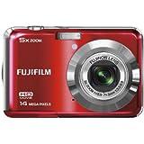 Fujifilm Finepix AX500 Digital Camera (Red)