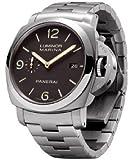 Panerai Men's M00296 Luminor Marina Automatic Brown Dial Watch