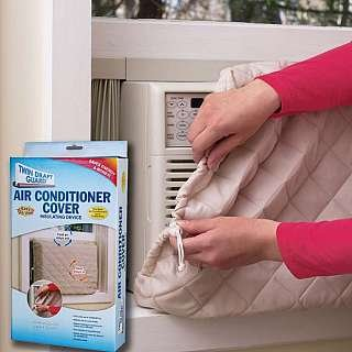 Indoor Air Conditioner Cover By Twin Draft Guard