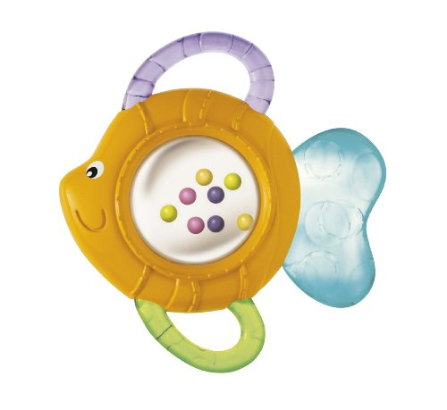 Baby's Store |   Fisher Price Rattle and Teethe Fishy