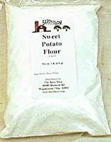 Sweet Potato Flour, 1 lb. from Barry Farm
