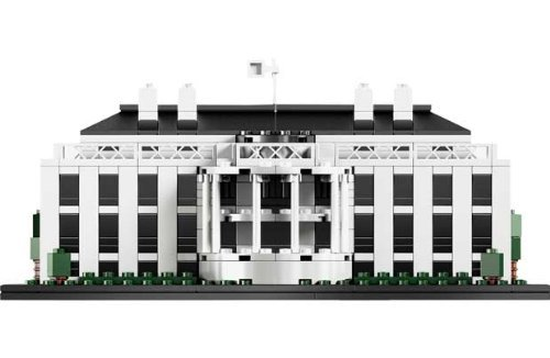 LEGO? Architecture The White House - 21006. by BABY-TOYS