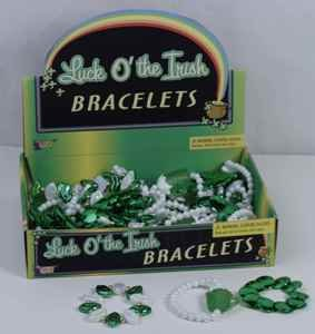 St. Patrick's Day - Bracelet Assortment