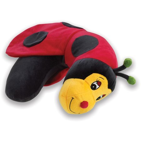 Lewis N. Clark Kids Travel Neck Pillow Ladybug - Lewis N. Clark at Sears.com