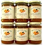 Cloudberry Preserves 6-Pack Hafi