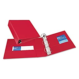 AVE27204 - Durable EZ-Turn Ring Reference Binder