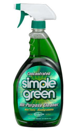 Simple green all-purpose; cleaner 32oz bottle [PRICE is per BOTTLE]