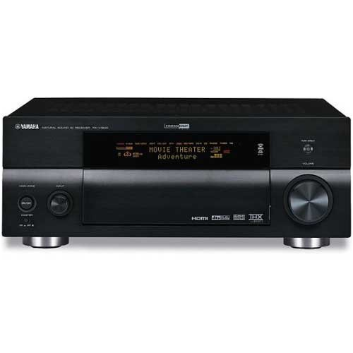 Yamaha rx v1600 channel digital receiver home audio for Yamaha multi room receiver